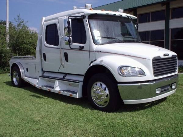 Ca 4 truck conversion toterhome garagecoach photo gallery - Conversion ca en m2 ...