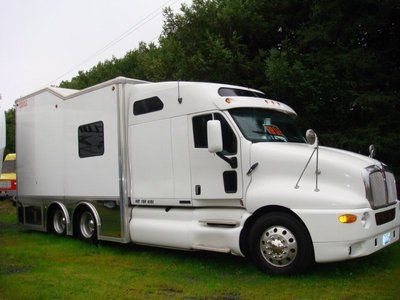 kenworth pickup conversion