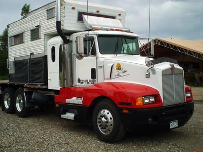 Kenworth Cabover Trucks for Sale